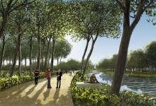 3.Platz für Lohaus-Carl: Neugestaltung des Uferbereichs Stadtlohn Berkelaue