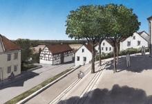 Erneuerung des Ortskerns Oberelchingen