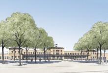 Augsburg: Neugestaltung der Vorplätze und des Umfelds des Hauptbahnhofs