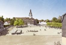 Wolfenbüttel: Neugestaltung Schlossplatz