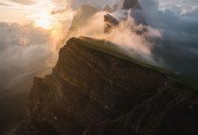 Berge im Licht: Roman Königshofer