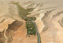 Reisen in die Wüste