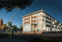 Post & Welters: Revitalisierung Hafen Dortmund