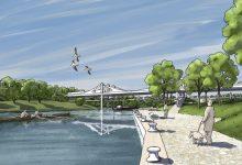 Grüne Welle und Silands: Erster Platz im Wettbewerb Neckarknie  Bad Cannstatt