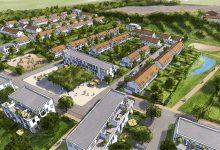 Siedlungsbau in Münster