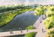Wettbewerb Landesgartenschau Kirchheim: 1. Preis für Sinai Landschaftsarchitekten